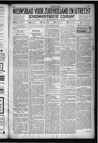 Schoonhovensche Courant 1930-06-23