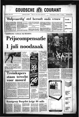 Goudsche Courant 1976-03-01