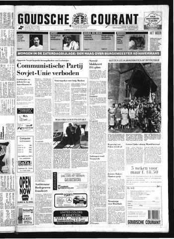 Goudsche Courant 1991-08-30