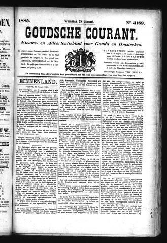 Goudsche Courant 1885-01-28