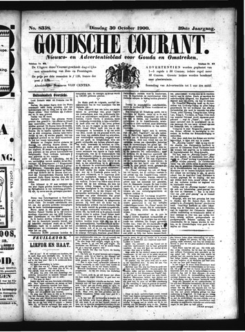 Goudsche Courant 1900-10-30