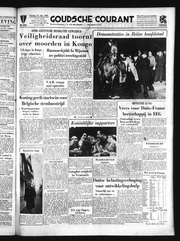 Goudsche Courant 1961-02-21