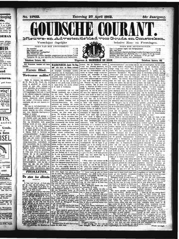 Goudsche Courant 1912-04-27