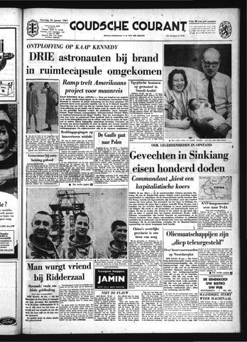 Goudsche Courant 1967-01-28