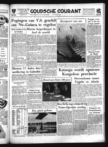 Goudsche Courant 1961-12-21