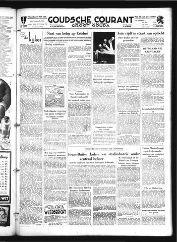 Goudsche Courant 1950-05-10