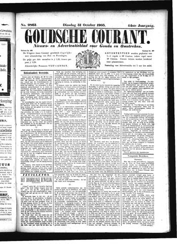 Goudsche Courant 1905-10-31