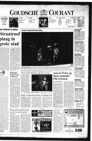 Goudsche Courant 2002-02-28