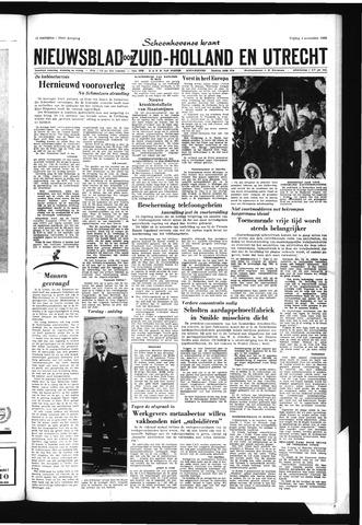 Schoonhovensche Courant 1966-11-04