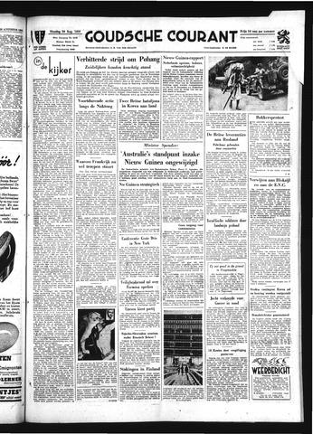 Goudsche Courant 1950-08-29