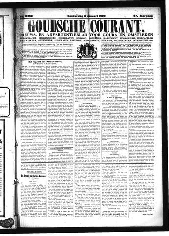Goudsche Courant 1929-01-03