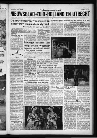 Schoonhovensche Courant 1961-05-12