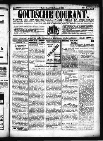 Goudsche Courant 1931-02-28
