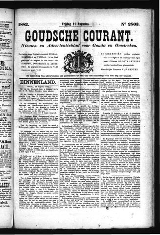 Goudsche Courant 1882-08-11