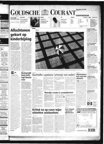 Goudsche Courant 2002-07-03