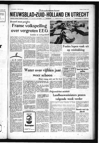 Schoonhovensche Courant 1972-03-17