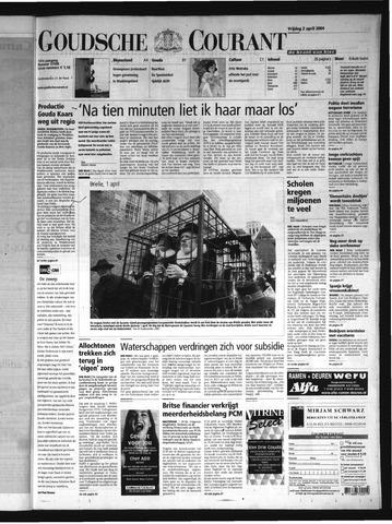 Goudsche Courant 2004-04-02