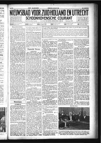 Schoonhovensche Courant 1933-03-22