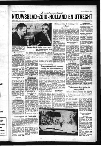 Schoonhovensche Courant 1970-02-09