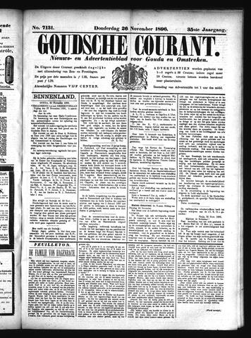 Goudsche Courant 1896-11-26