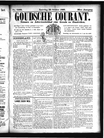 Goudsche Courant 1897-10-23