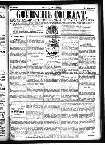 Goudsche Courant 1922-07-17