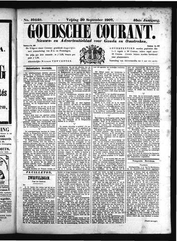 Goudsche Courant 1907-09-20