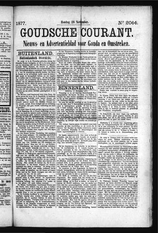 Goudsche Courant 1877-11-18