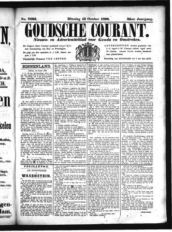 Goudsche Courant 1896-10-13