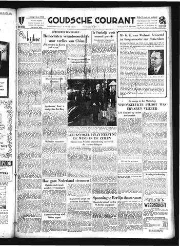 Goudsche Courant 1952-06-06