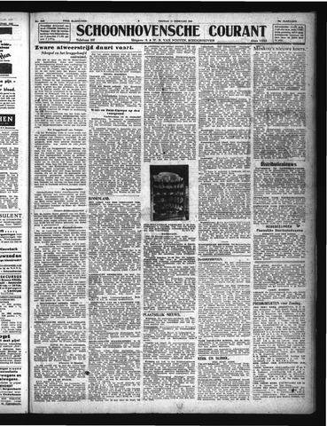 Schoonhovensche Courant 1944-02-11