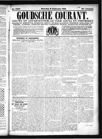Goudsche Courant 1923-09-10