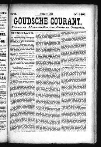 Goudsche Courant 1886-06-11