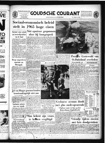 Goudsche Courant 1964-09-22