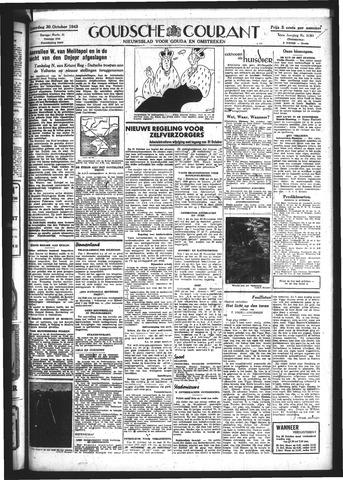 Goudsche Courant 1943-10-30