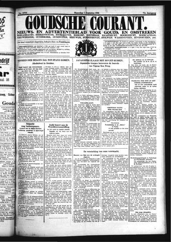 Goudsche Courant 1938-08-01