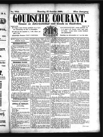 Goudsche Courant 1898-10-17