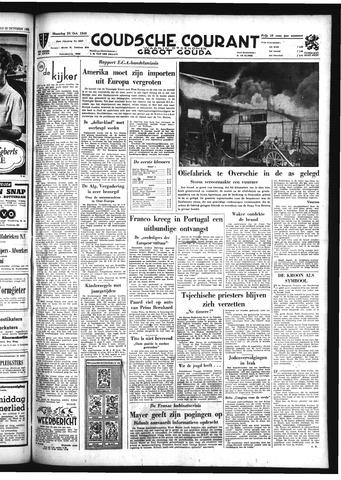 Goudsche Courant 1949-10-24
