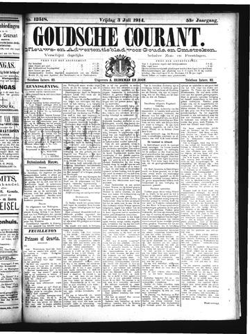Goudsche Courant 1914-07-03