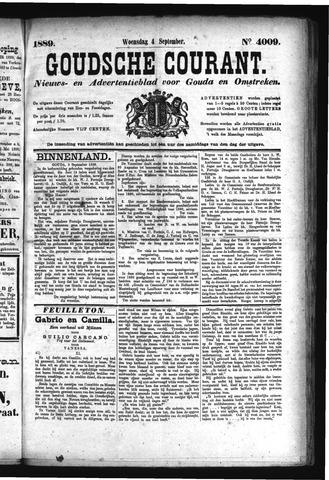 Goudsche Courant 1889-09-04