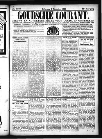 Goudsche Courant 1923-11-03