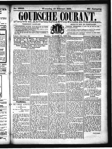 Goudsche Courant 1918-02-13
