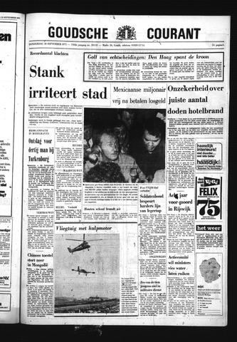 Goudsche Courant 1971-09-30