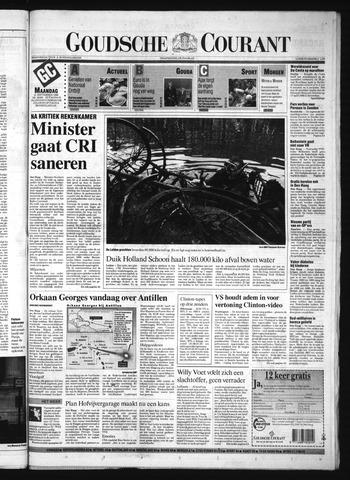 Goudsche Courant 1998-09-21