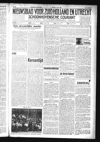 Schoonhovensche Courant 1934-07-06