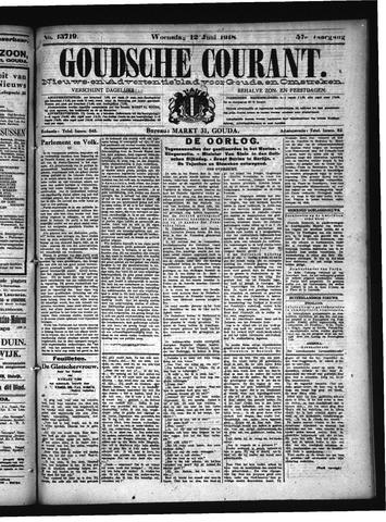 Goudsche Courant 1918-06-12
