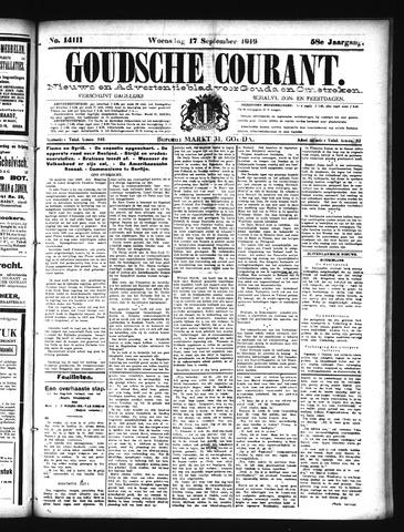 Goudsche Courant 1919-09-17