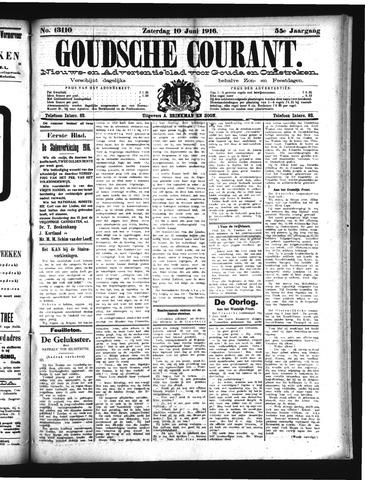 Goudsche Courant 1916-06-10