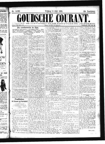 Goudsche Courant 1920-07-09