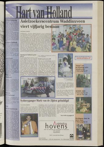 Hart van Holland 2000-10-11